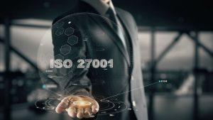 Informationssicherheit nach ISO 27001